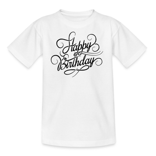 happy birghday - Koszulka dziecięca