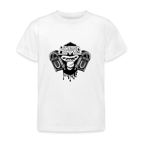 Jukebox Music Monkey - T-shirt Enfant