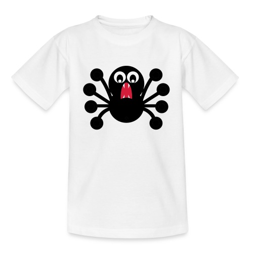 Frightened Spider - Kinder T-Shirt