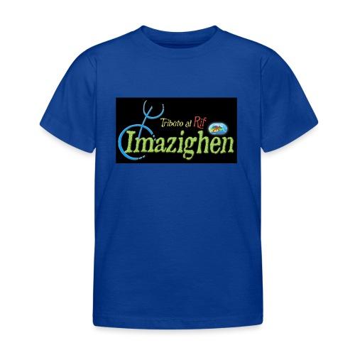 Imazighen ithran rif - Kinderen T-shirt