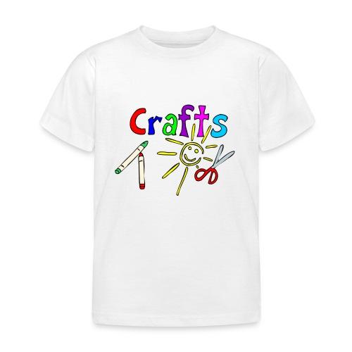 Crafts - Kids' T-Shirt