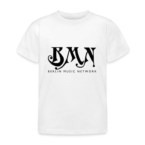 BLACK BMN E1 - Kinder T-Shirt