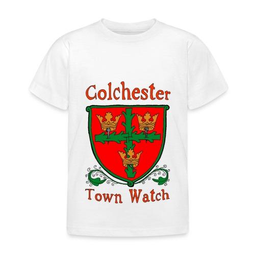 Colchester Town Watch 2 - Kids' T-Shirt