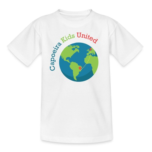 Capoeira Kids United - Kids' T-Shirt