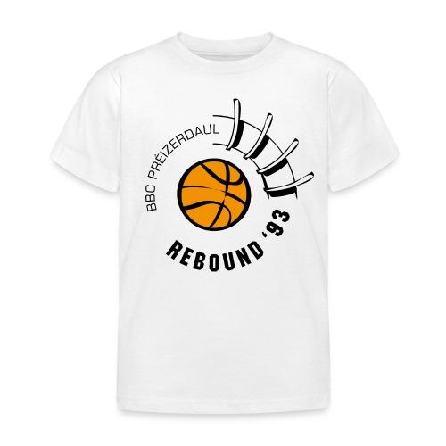 BBB Rebound Logo - Kinder T-Shirt