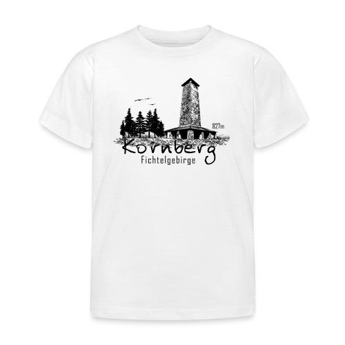 Kronberg Fichtelgebirge - Kinder T-Shirt