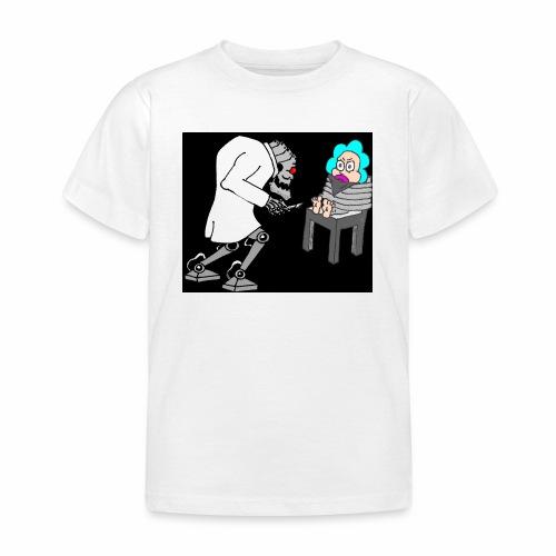 trunte l ge jpg - Børne-T-shirt