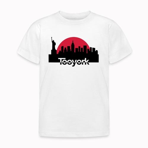 tooyork2 2 - Maglietta per bambini