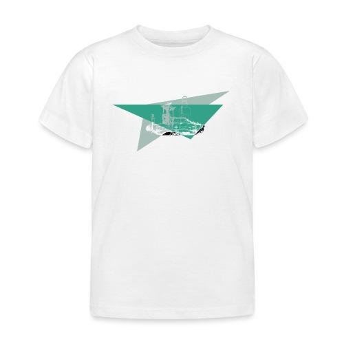 Schneeberg Fichtelshirt im Fichtelgebirge - Kinder T-Shirt