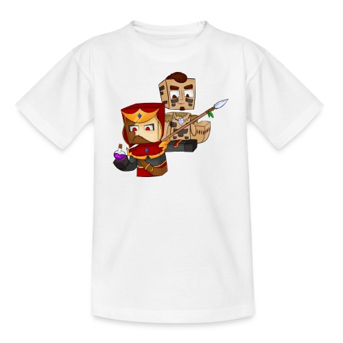 Survival Madness Vilains png - Kids' T-Shirt