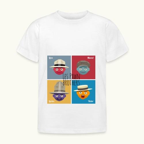 Les Pawn Brothers - T-shirt Enfant