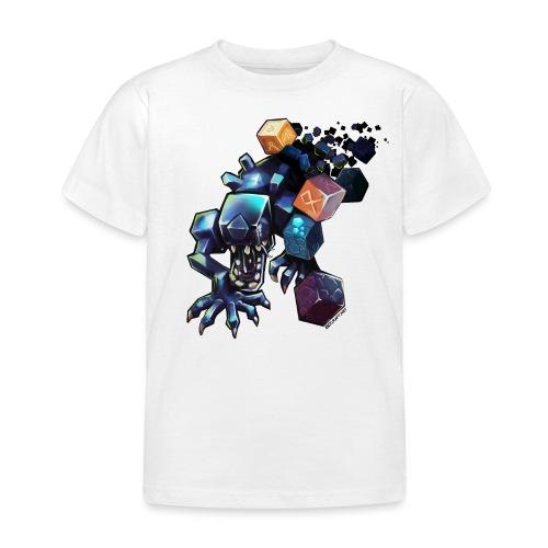 BDcraft Alien - Kids' T-Shirt