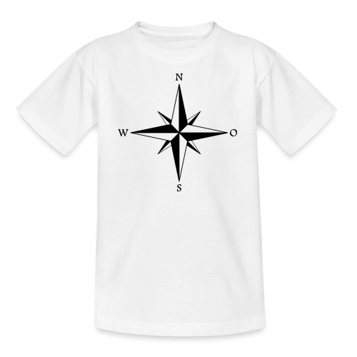 Compass - T-shirt barn