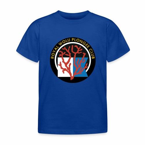 Royal Wolu Plongée Club - T-shirt Enfant