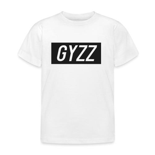 Gyzz - Børne-T-shirt