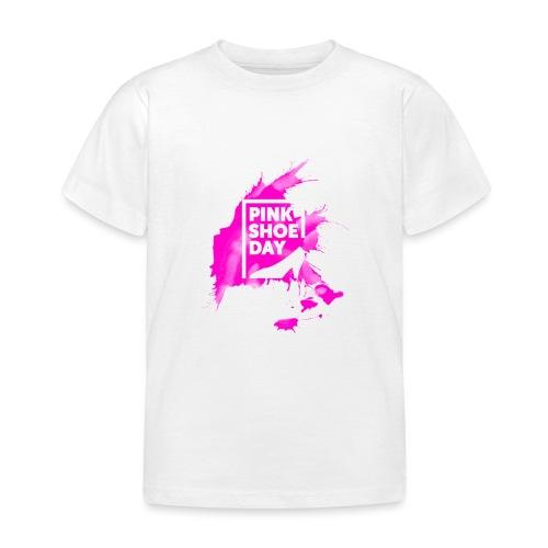 Pink Shoe Day - Kinder T-Shirt
