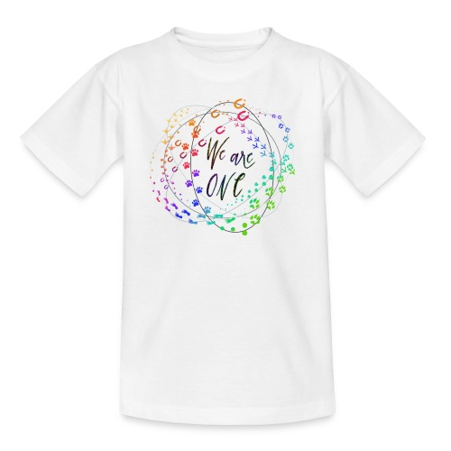 We are ONE - Animental Vibes - Kinder T-Shirt
