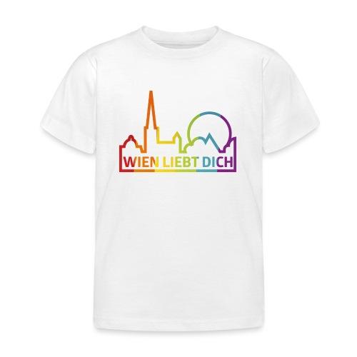 Wien Liebt Dich - Kinder T-Shirt