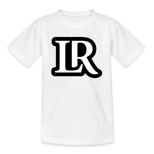 l and r logo - Kids' T-Shirt