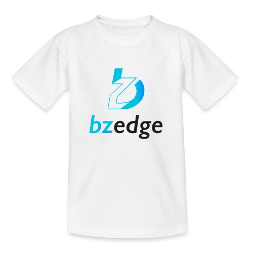 BZEdge Cutting Edge Crypto - Kids' T-Shirt