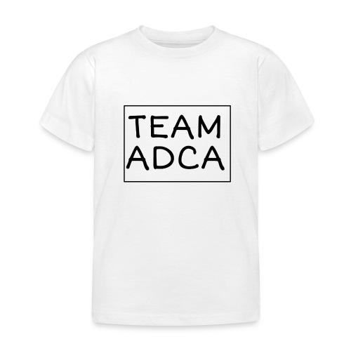 TEAM ADCA PREMIUM EDITION - Kinder T-Shirt