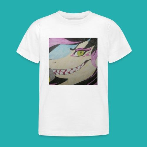 female-shark - Kids' T-Shirt