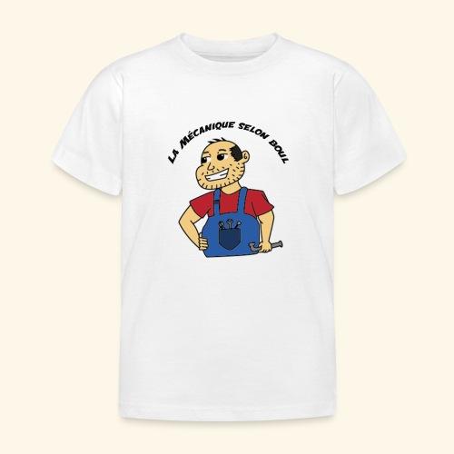 La Mécanique selon Boul - T-shirt Enfant