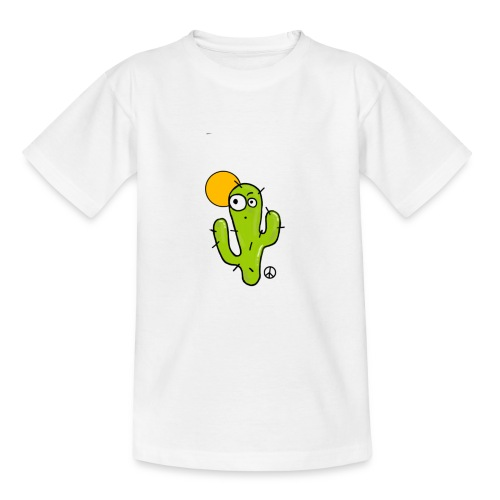 Cactus Cartoon - T-shirt Enfant