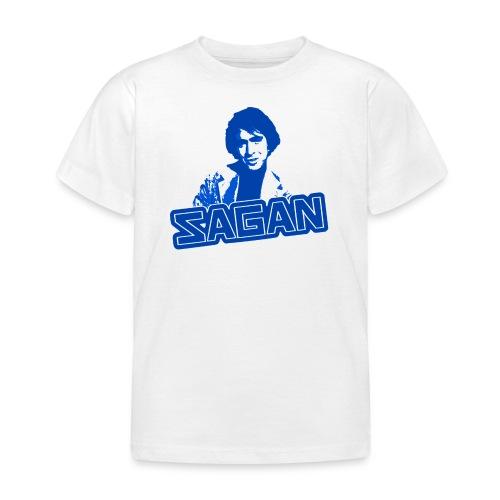 Carl Sagan shirt - Kids' T-Shirt