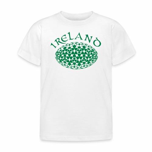Ireland Rugby Ball - Kids' T-Shirt