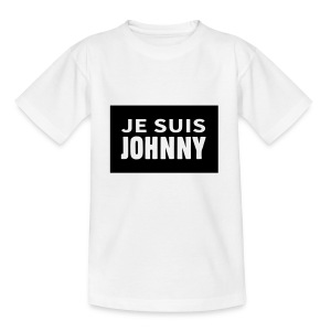 Je suis Johnny - T-shirt Enfant