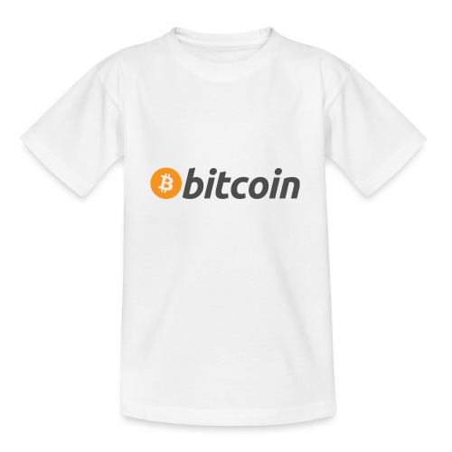 Bitcoin - Kinder T-Shirt