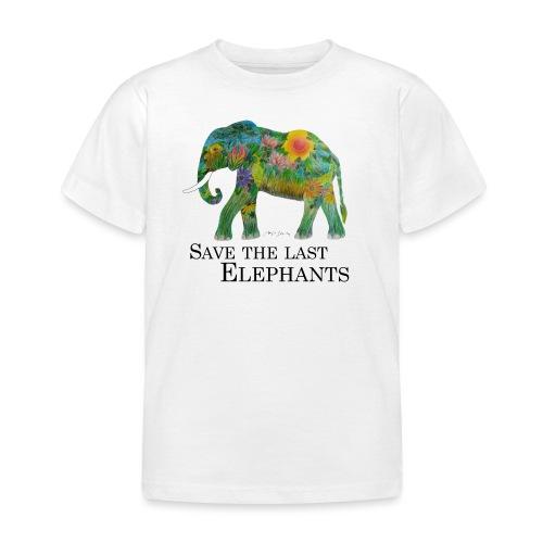 Save The Last Elephants - Kinder T-Shirt