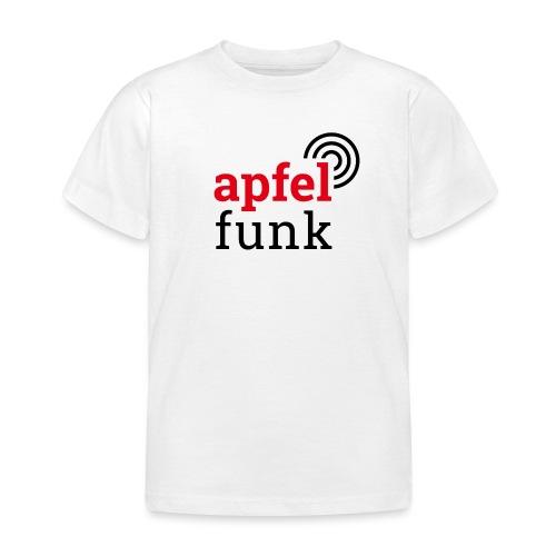 Apfelfunk Edition - Kinder T-Shirt