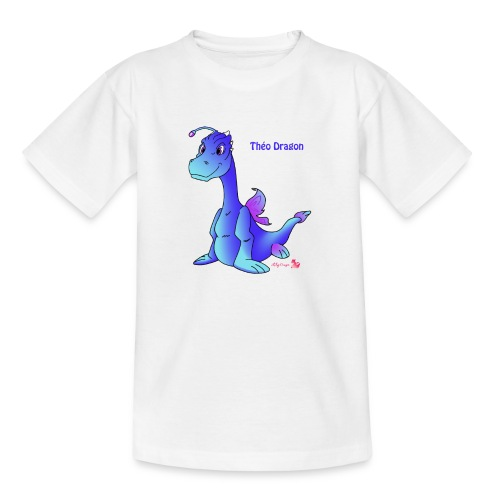Théo Dragon - T-shirt Enfant
