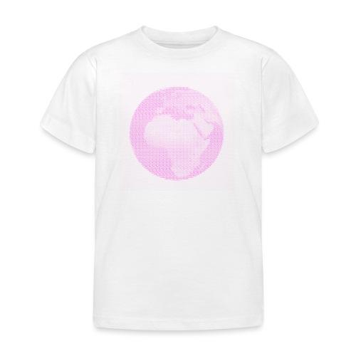 Ascii-Love - Kinder T-Shirt