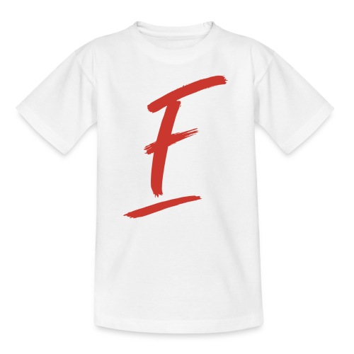 Radio Fugue F Rouge - T-shirt Enfant