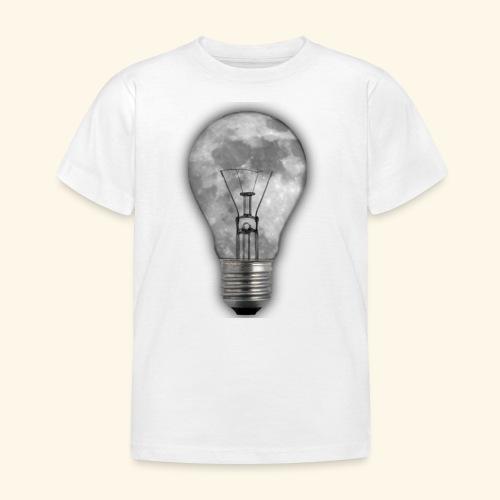 moon bulb - Camiseta niño