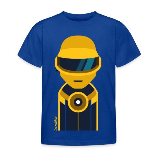 GOLD ROBOT - T-shirt Enfant