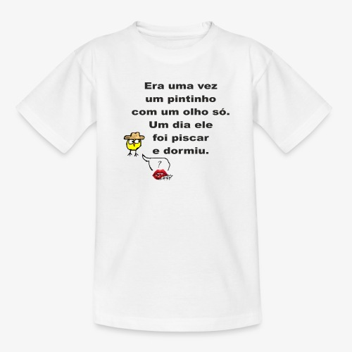 Era uma vez... - Kids' T-Shirt