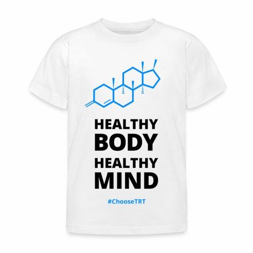 #ChooseTRT - Kids' T-Shirt