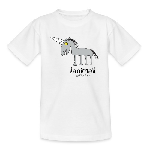 unicorno - Kids' T-Shirt