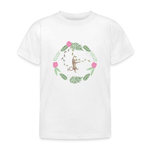 Mikey monkey - Maglietta per bambini