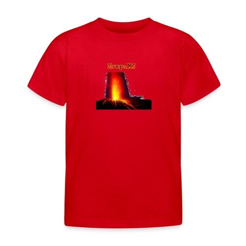 EruptXI Eruption! - Kids' T-Shirt