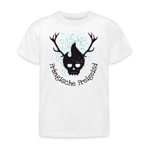 Frängische Freigeisd - Kinder T-Shirt