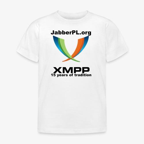 JabberPL.org XMPP - Kids' T-Shirt
