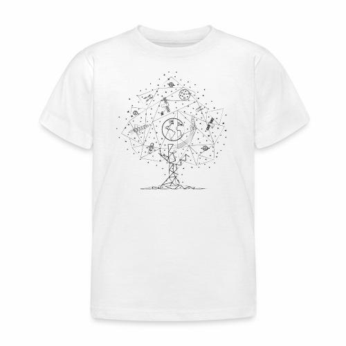 Interpretacja woodspace - Koszulka dziecięca