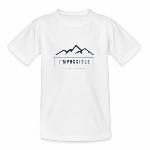 Impossible - Kids' T-Shirt