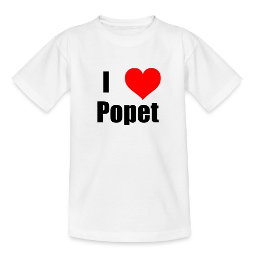 ILovePopet - Kids' T-Shirt