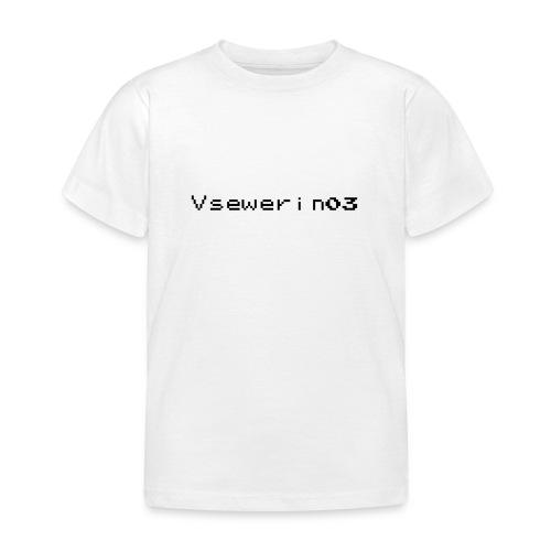 vsewerin03 exclusive tee - Børne-T-shirt